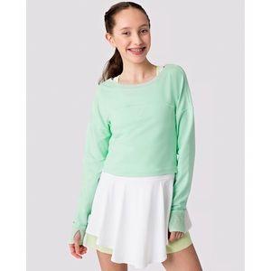 Ivivva Lululemon Mint Green Pullover